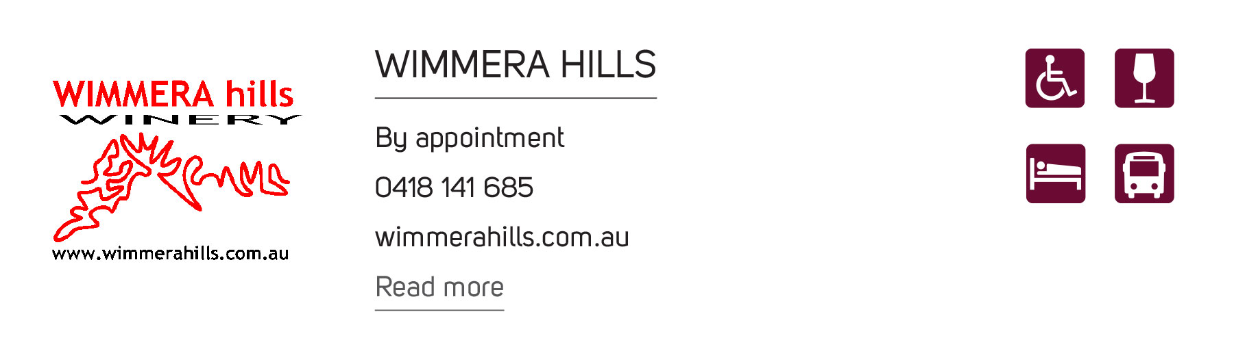 Wimmera Hills Button