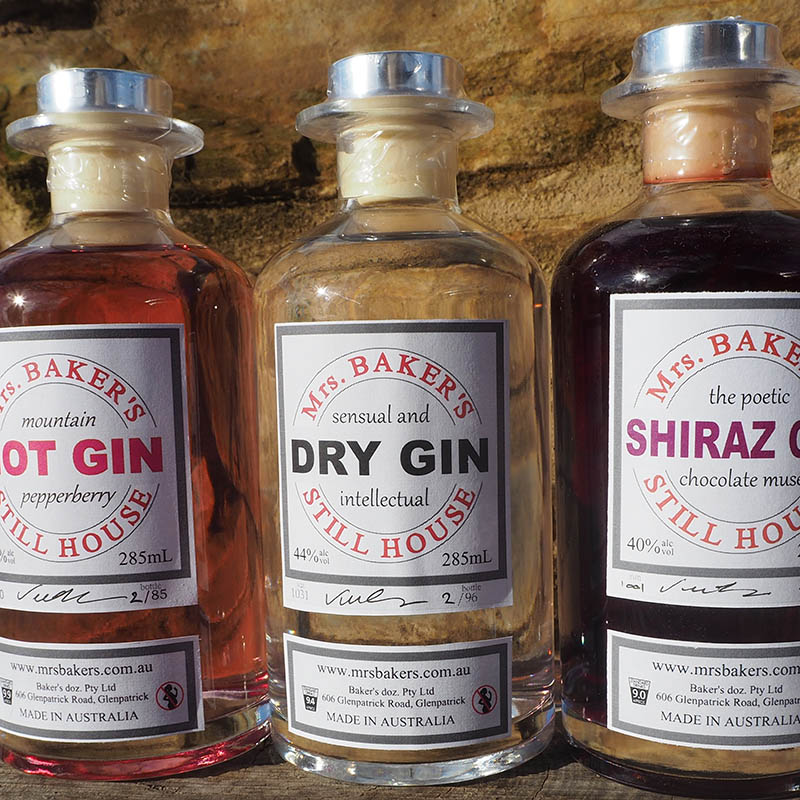 Mrs Bakers GIn